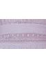 Очаровательное белое платье с кружевами - фото 3