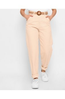 Стильные светлые джинсы слоучи
