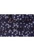 Длинное платье с принтом бабочки - фото 2
