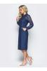 Джинсовое платье футляр - фото 2