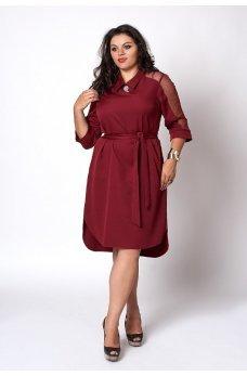 Елегантне бордове плаття