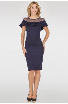 Идеальное маленькое синее платье