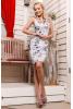 Элегантное платье футляр облегающего силуэта без рукавов - фото 2