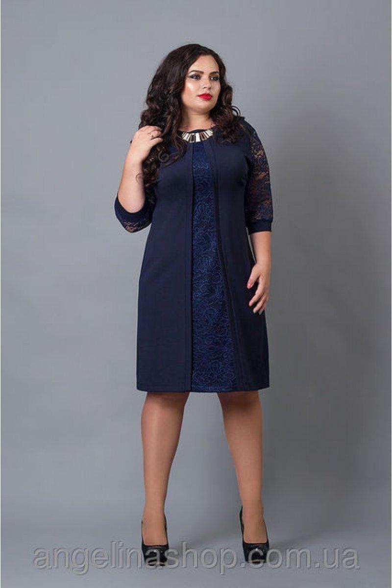 cddd06da1875038 Нарядное платье с вставкой из гипюра
