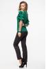 Нежная зеленая блузка - фото 2
