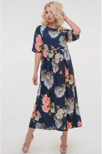 Шикарное и очень женственное платье на весну-лето