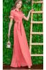 Длинное платье коттон - фото 1