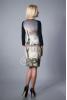 Платье с фотопринтом Париж - фото 1