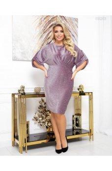 Романтичное нарядное платье цвета марсала