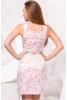 Романтическое платье на широких брителях  - фото 2