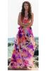 Сочный цветочный сарафан - фото 1