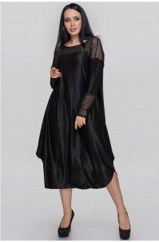 Великолепное нарядное платье в стиле оверсайз